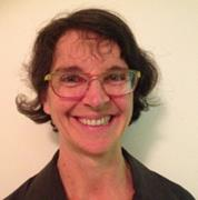 Fiona Robson, Dereels new Community Wellbeing Officer.