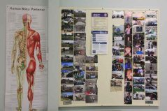 Charts-and-photographs-inside-Dereel's-Community-Emergency-Response-Team-Facility