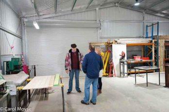 Dereel-Men's-Shed-Building-with-Doug.