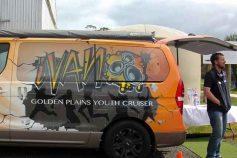 Golden-Plains-Shire-iVan-with Paul-Owen