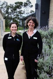 Dereel-Community-Day-Coordinators-Lucy-and-Fiona