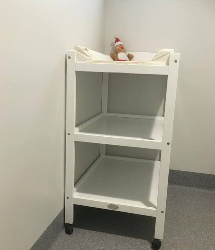 Donated-baby-change-table