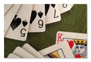 Learning-Games-Playing-Cards