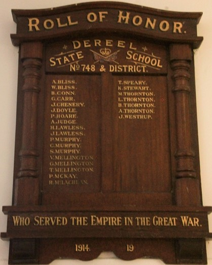 Dereel-Roll-of-Honour