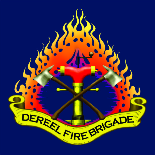 Dereel Fire Brigade Logo
