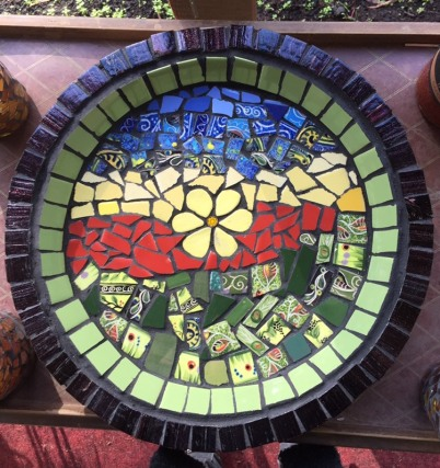 Mosaics: The finished product