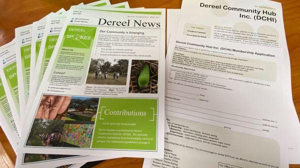 Dereel Spokes Newsletter
